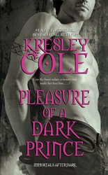 Pleasure of a dark prince 9781416580959