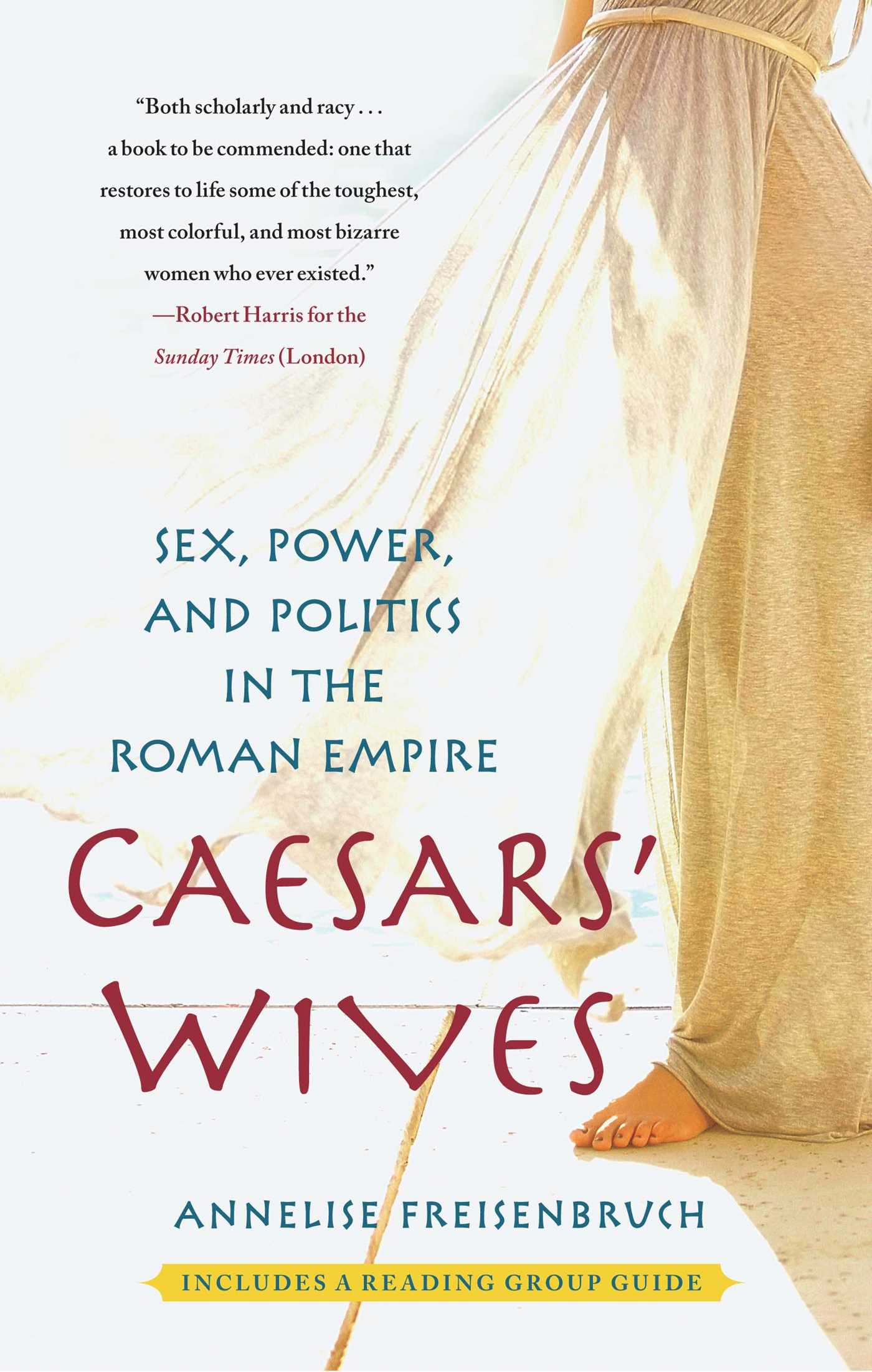 Caesars wives 9781416583578 hr