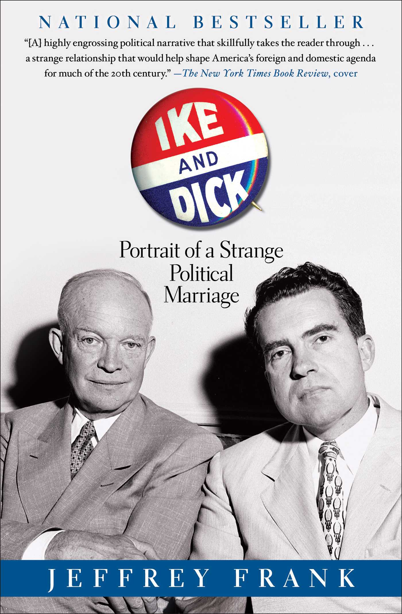 Ike and dick 9781416588207 hr