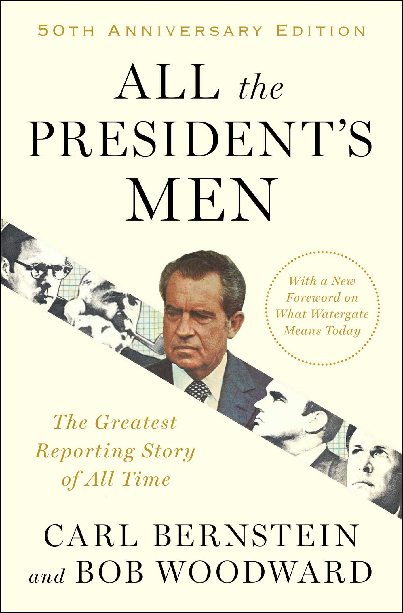 All the presidents men 9781416589501 hr
