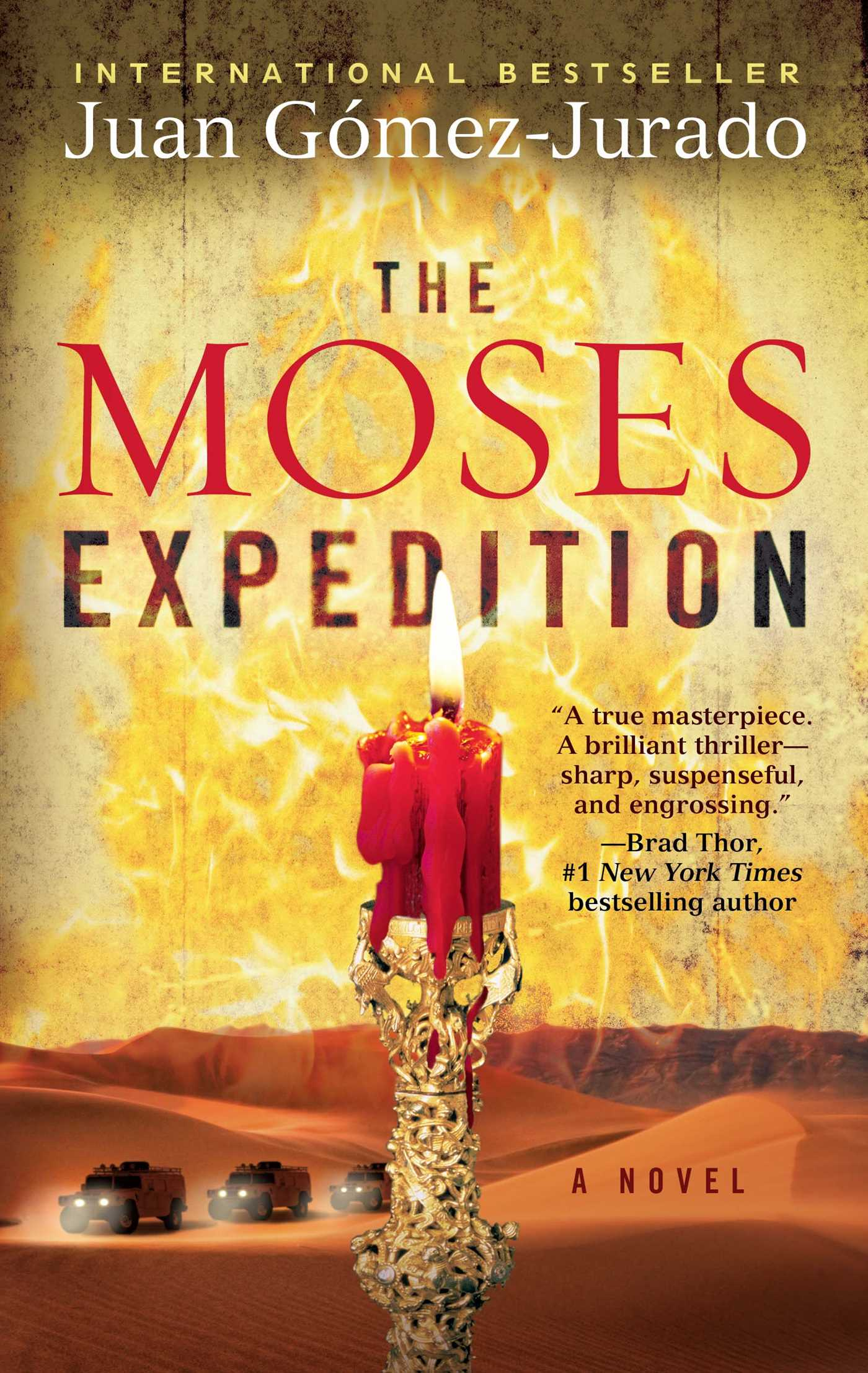 The moses expedition 9781416590651 hr