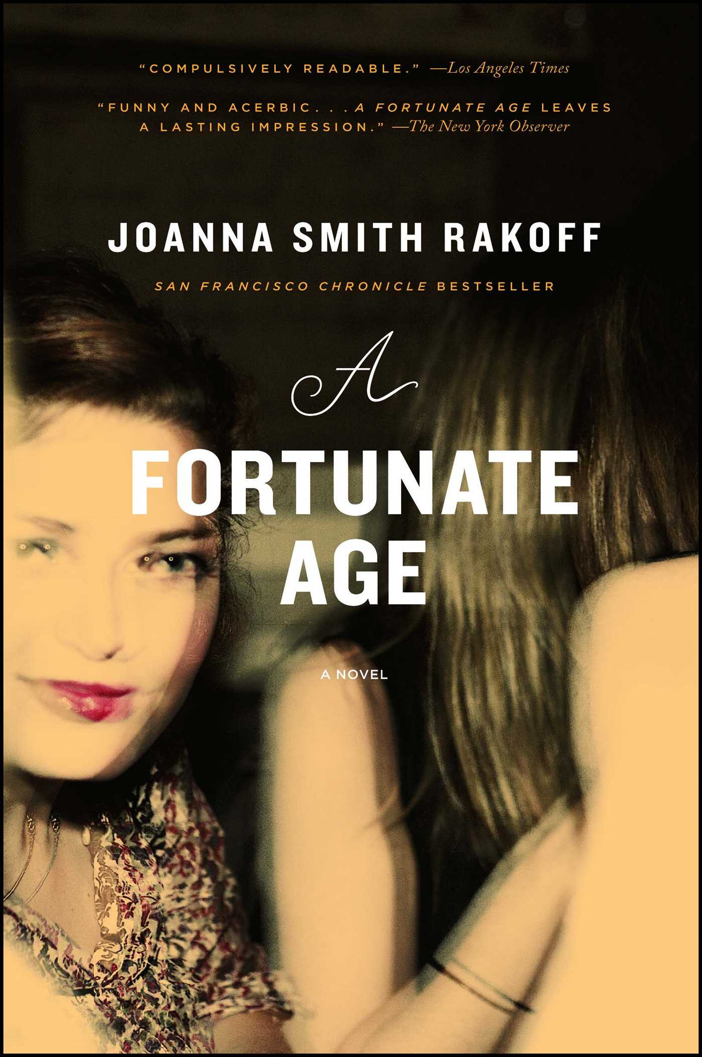 A fortunate age 9781416590804 hr