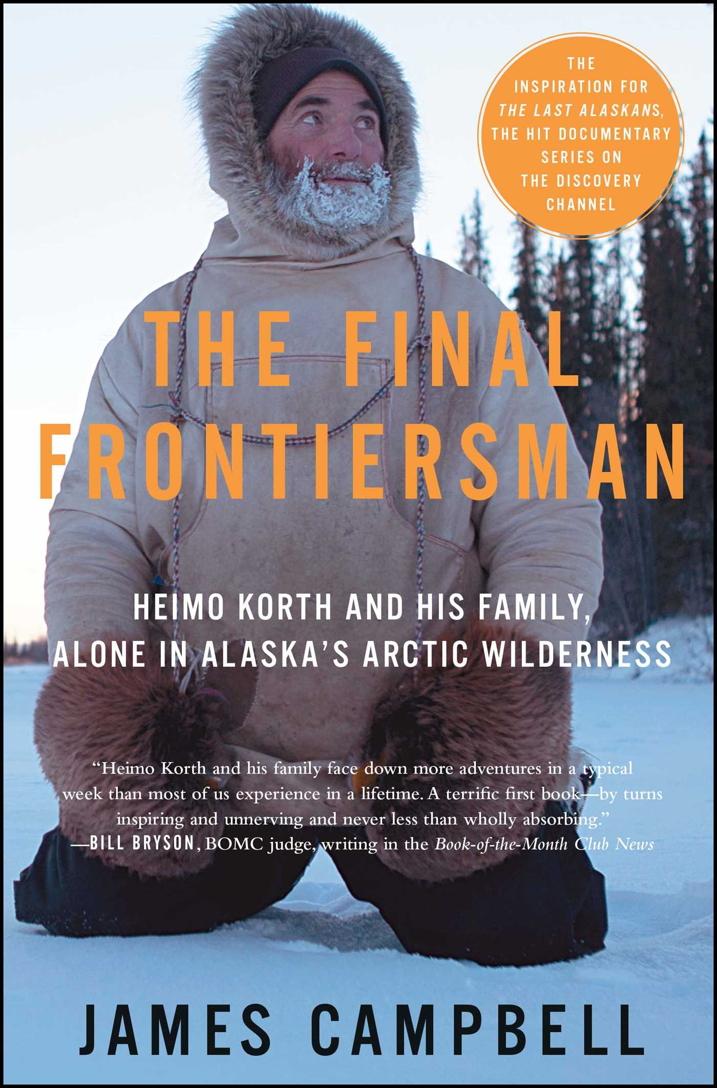 The final frontiersman 9781416591214 hr