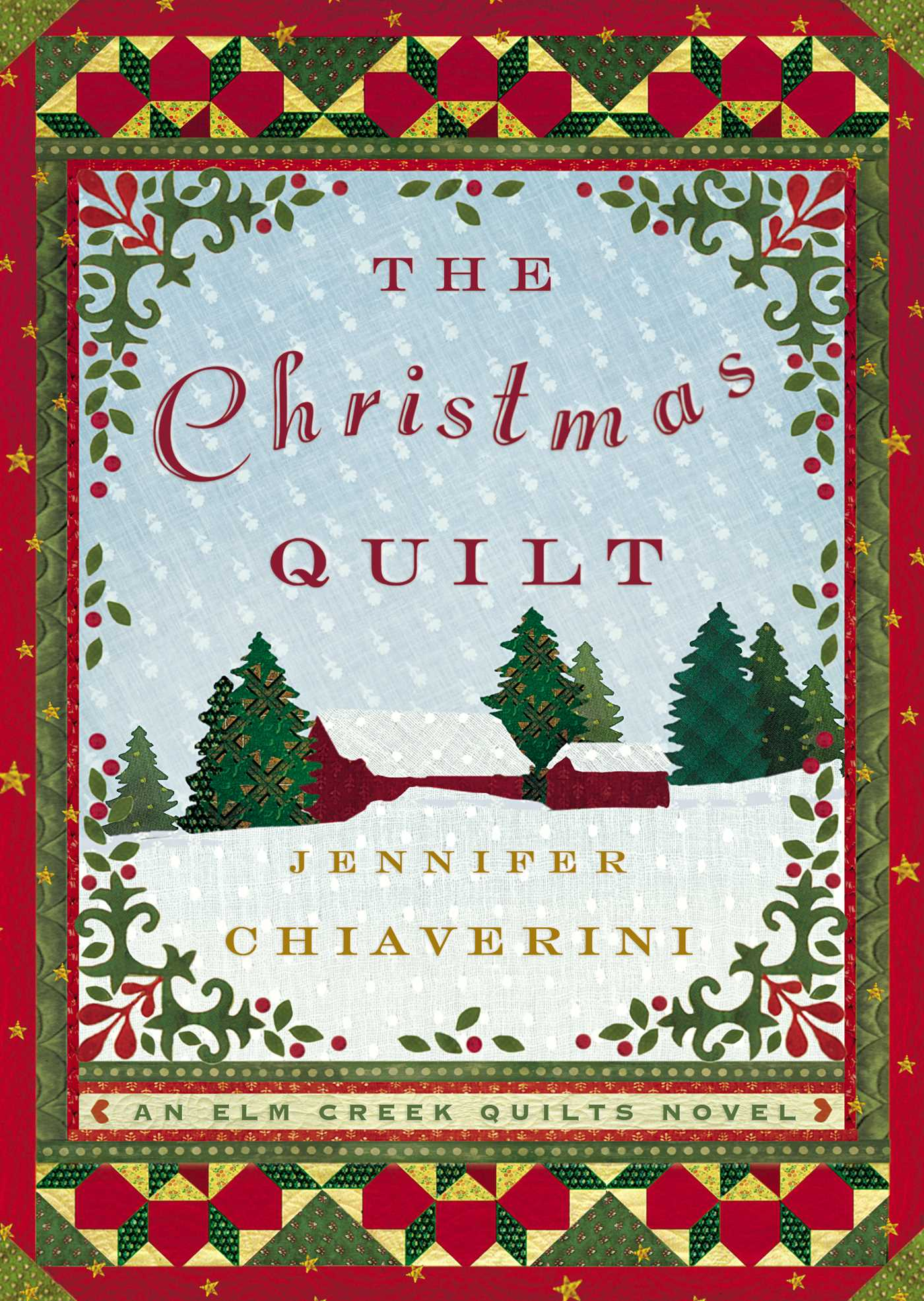 The christmas quilt 9781416591726 hr