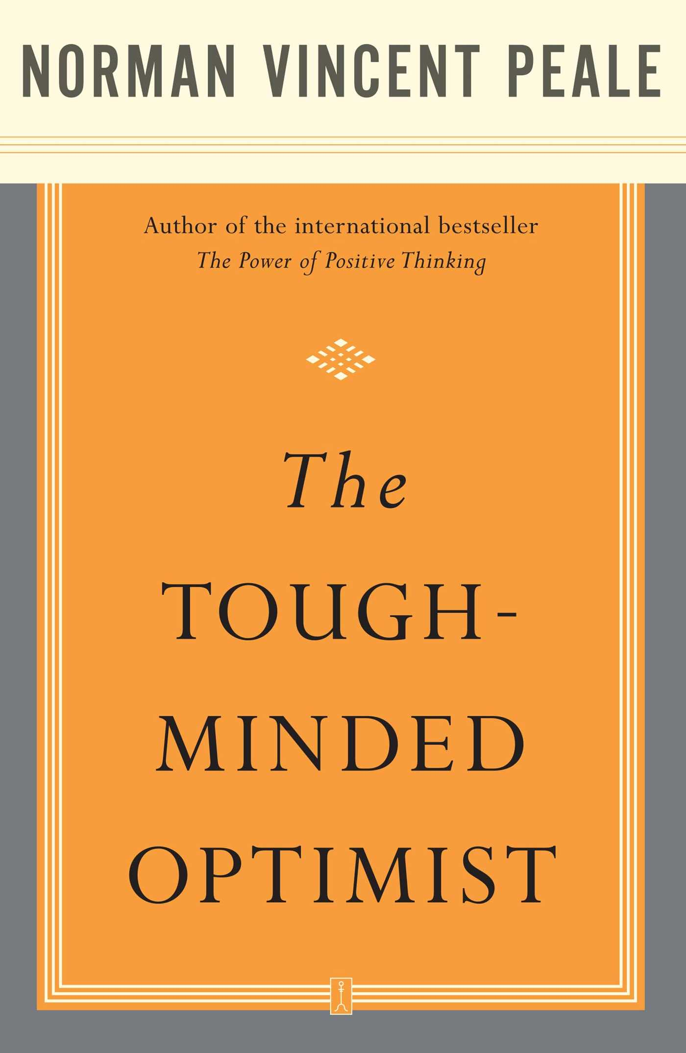 The Tough-Minded Optimist eBook by Dr. Norman Vincent