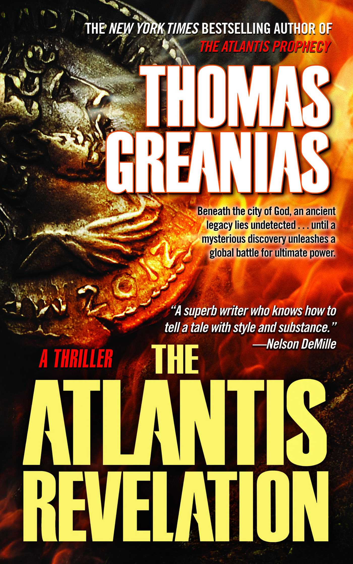 The atlantis revelation 9781416597469 hr