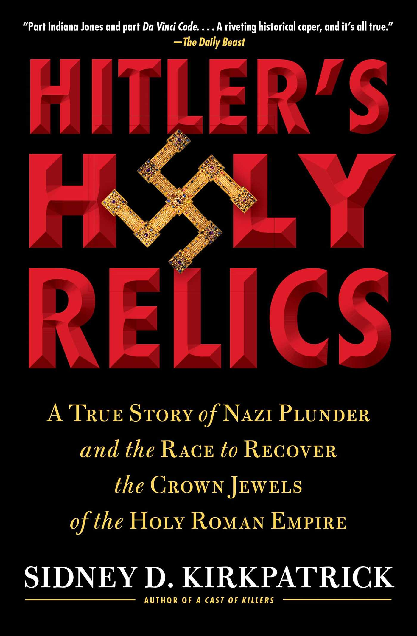 Hitlers holy relics 9781416597803 hr