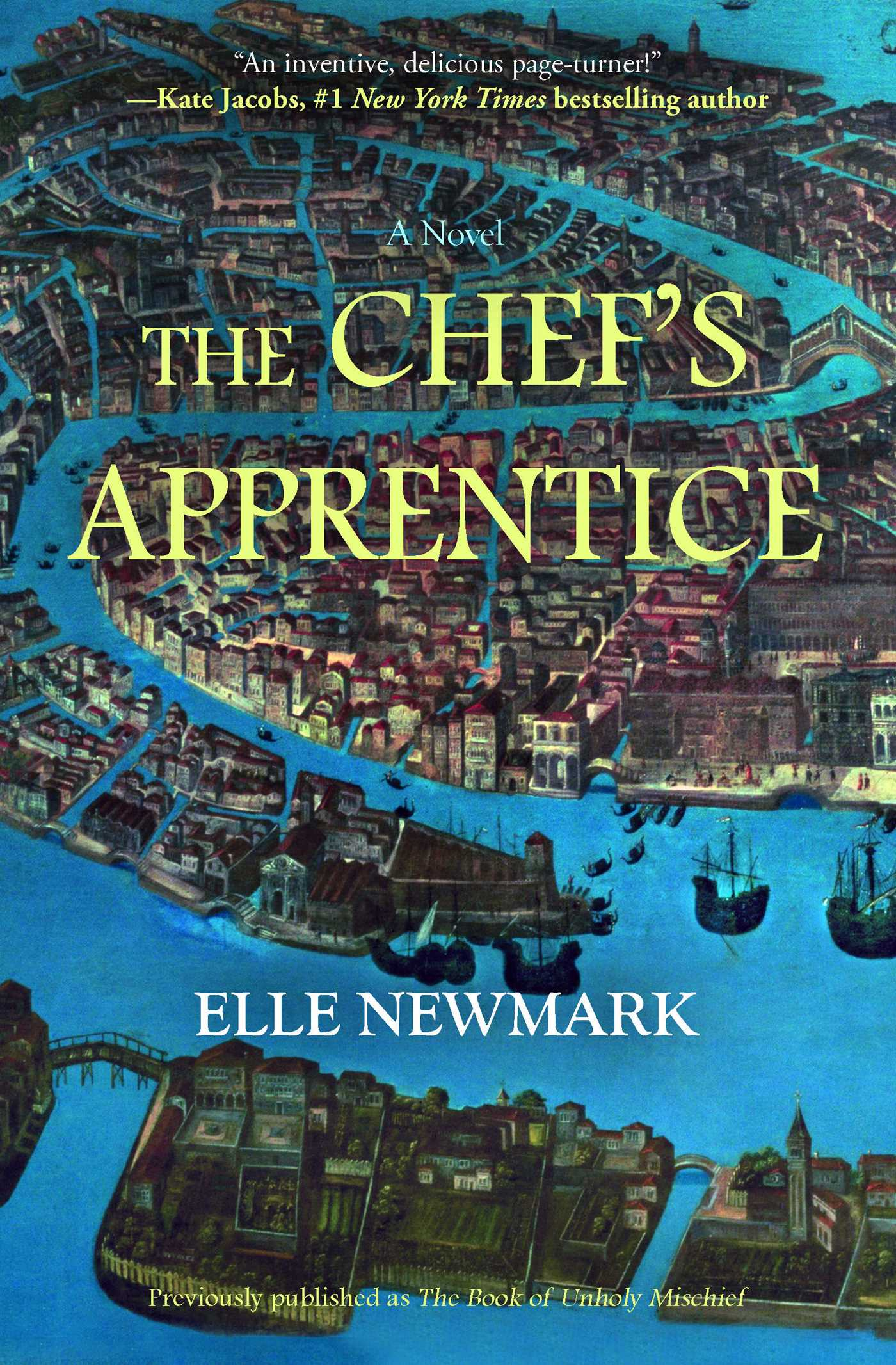 The chefs apprentice 9781416597926 hr
