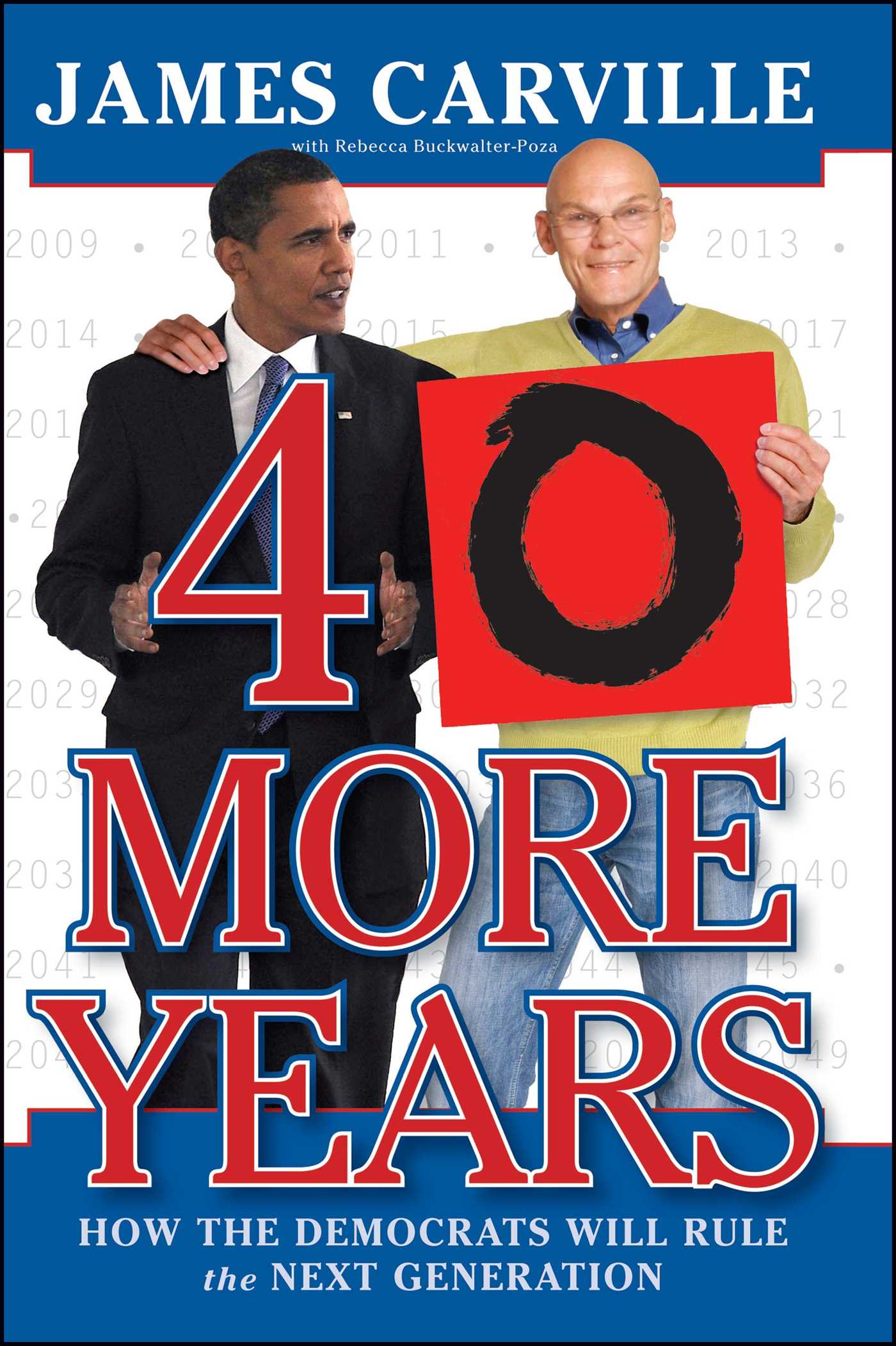 40 more years ebook by james carville rebecca buckwalter poza 40 more years 9781416598268 hr fandeluxe PDF
