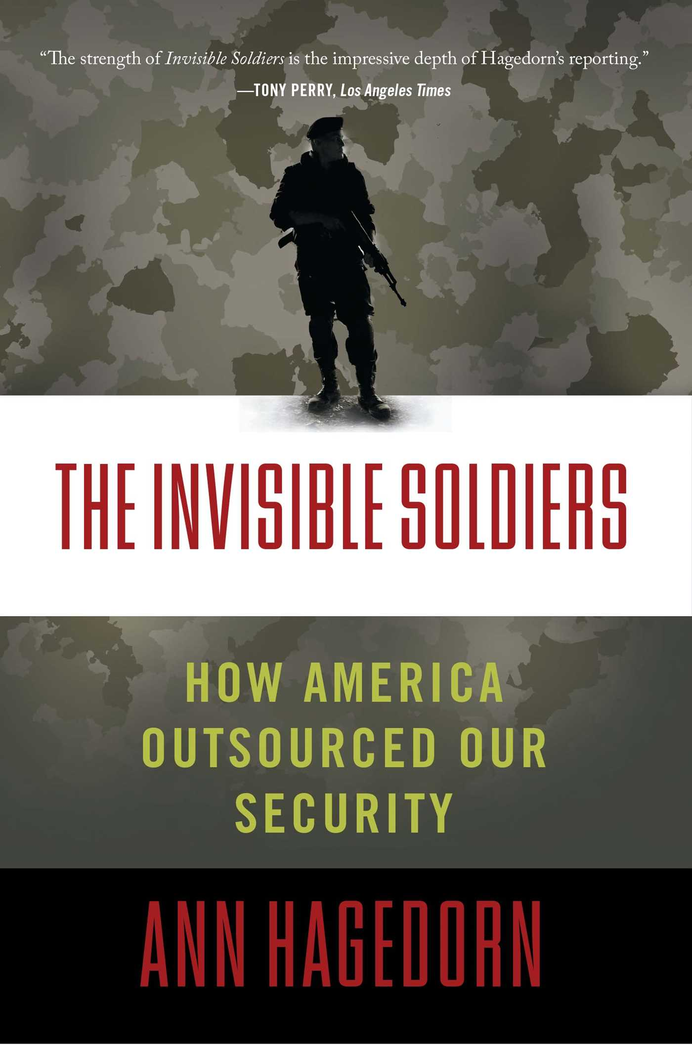The invisible soldiers 9781416598817 hr