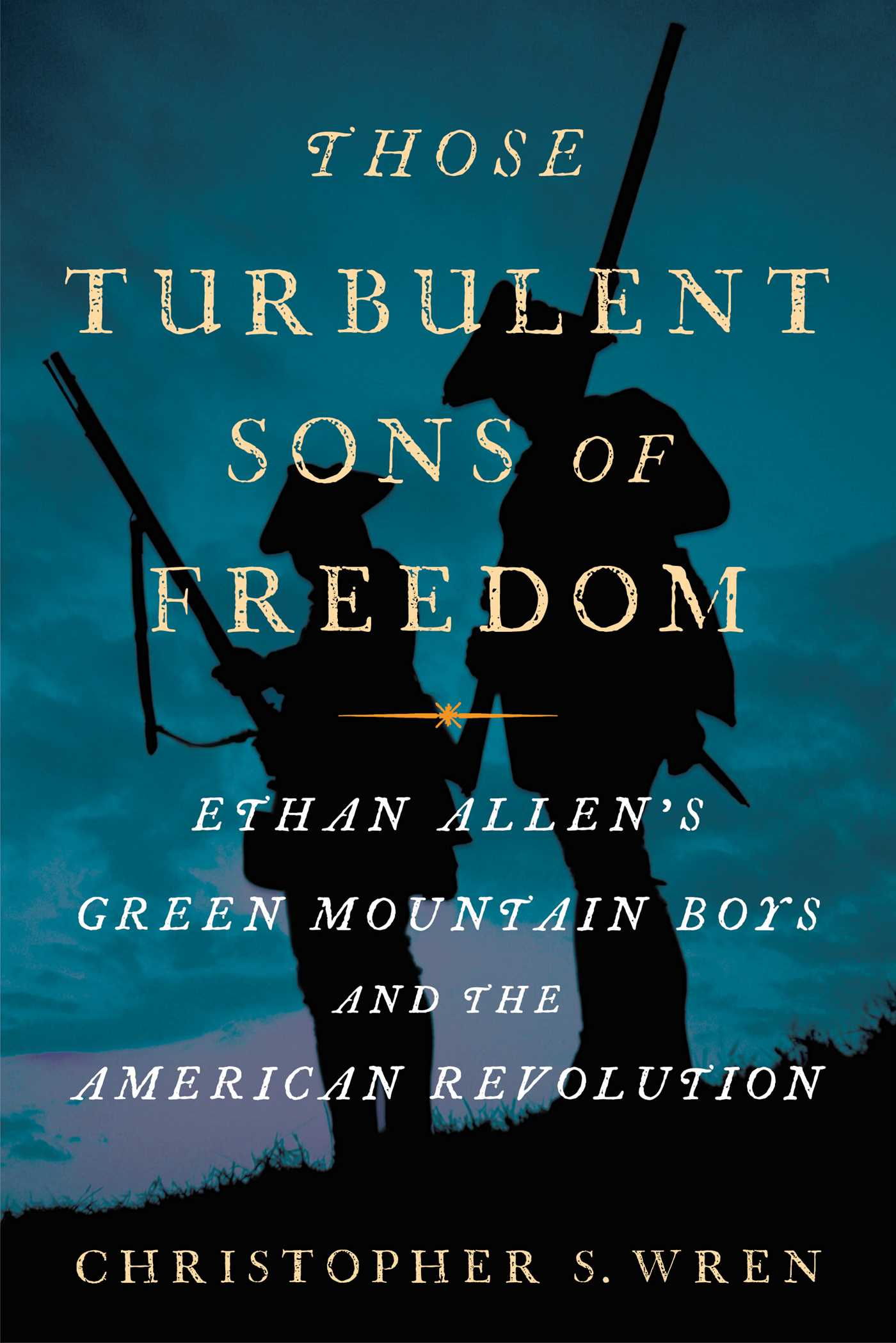 Those turbulent sons of freedom 9781416599555 hr