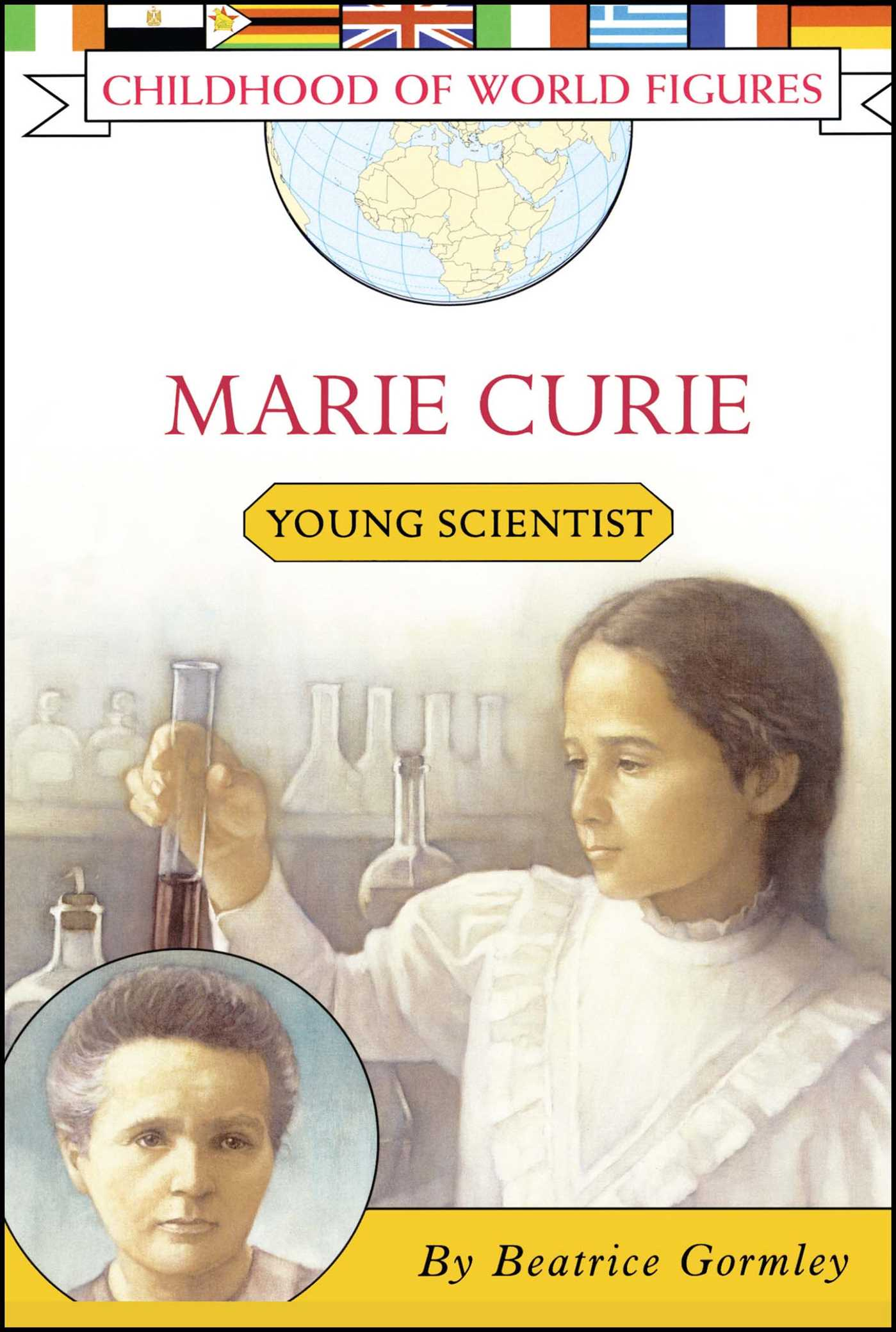 Marie curie 9781416915454 hr
