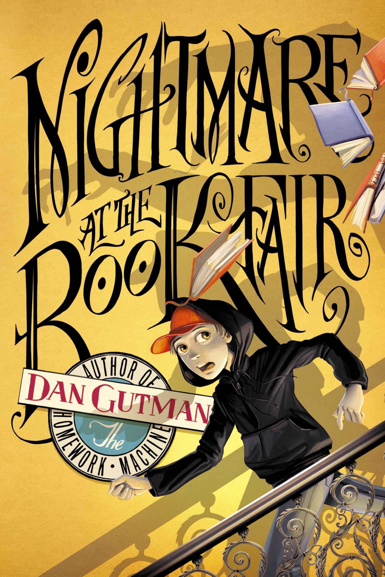 Nightmare at the book fair 9781416924395 hr