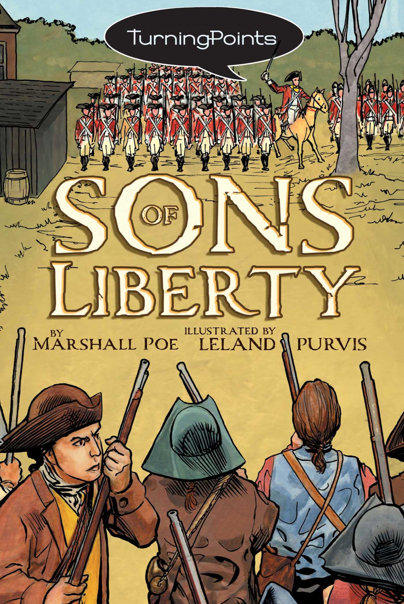 Sons of liberty 9781416950677 hr