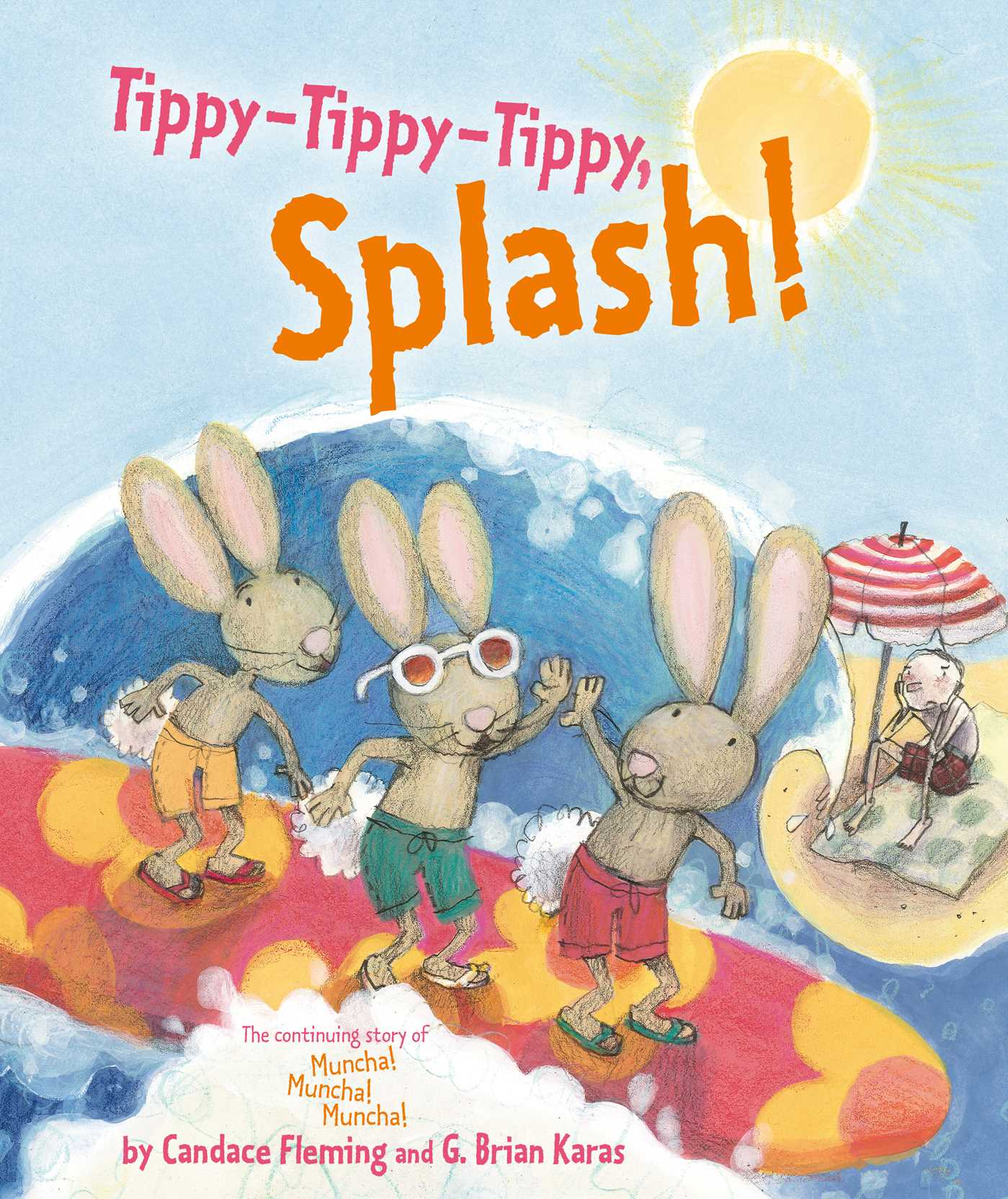 Tippy tippy tippy splash! 9781416954033 hr