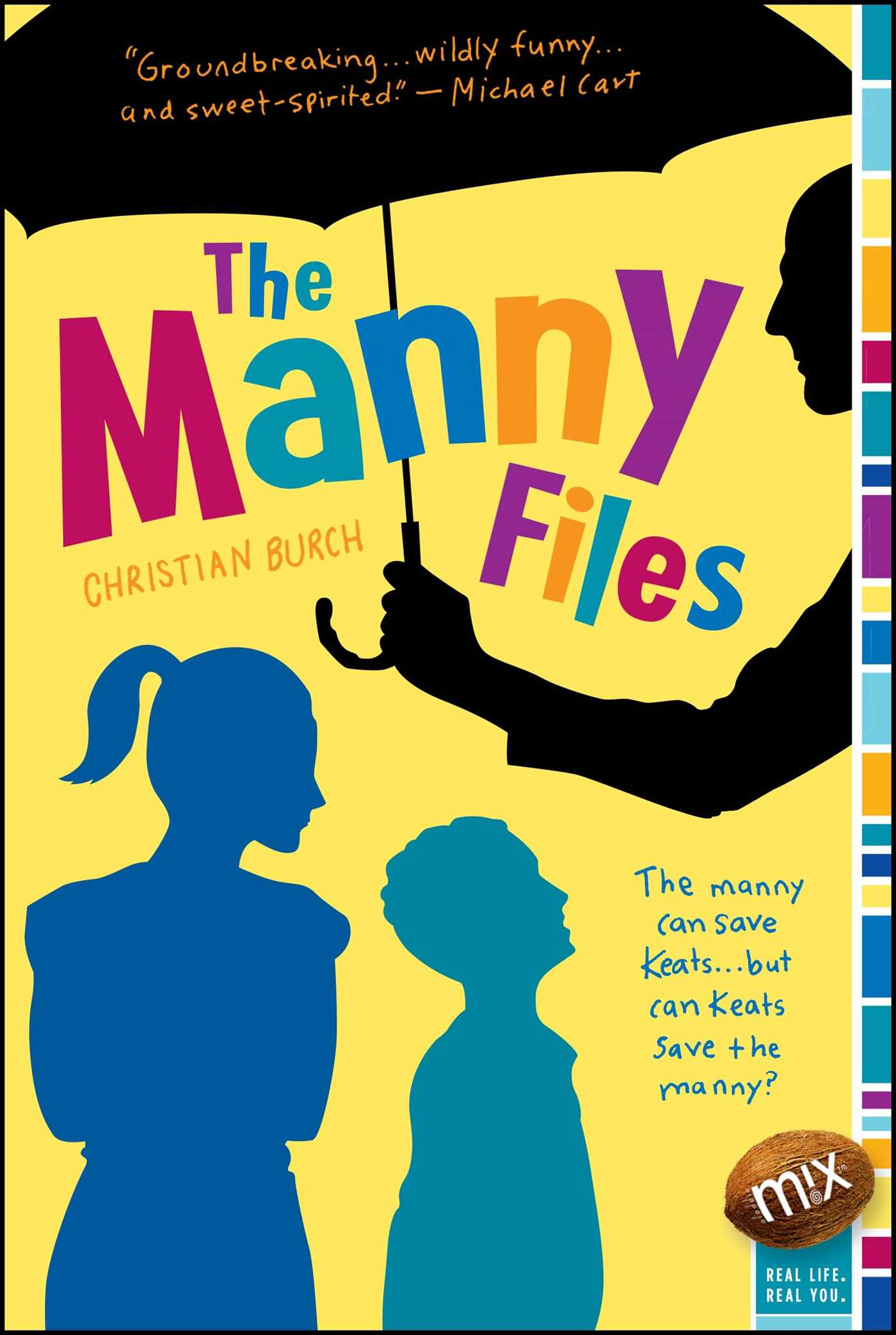 The Manny Files 9781416955344 Hr