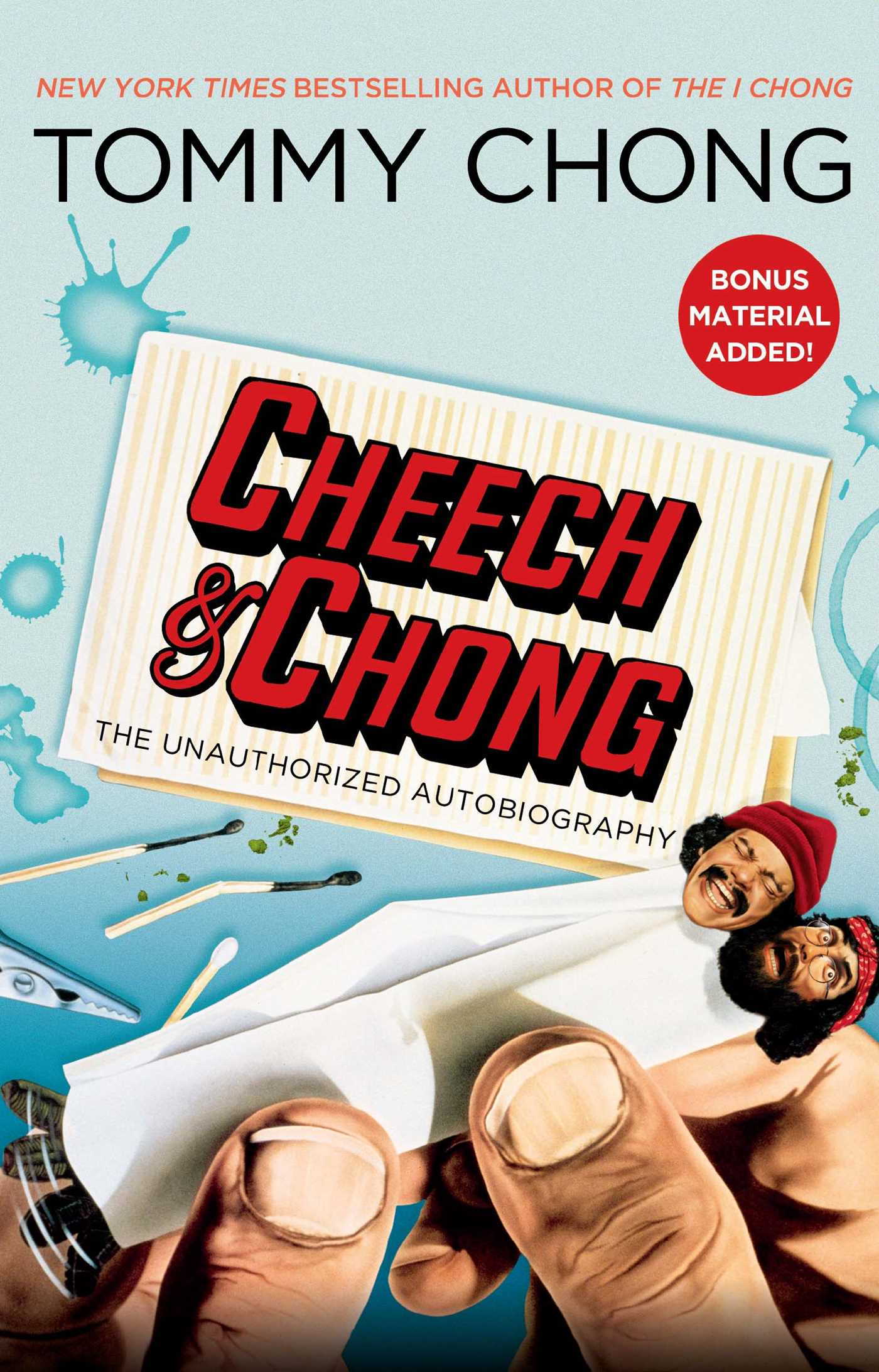 Cheech chong 9781416959465 hr