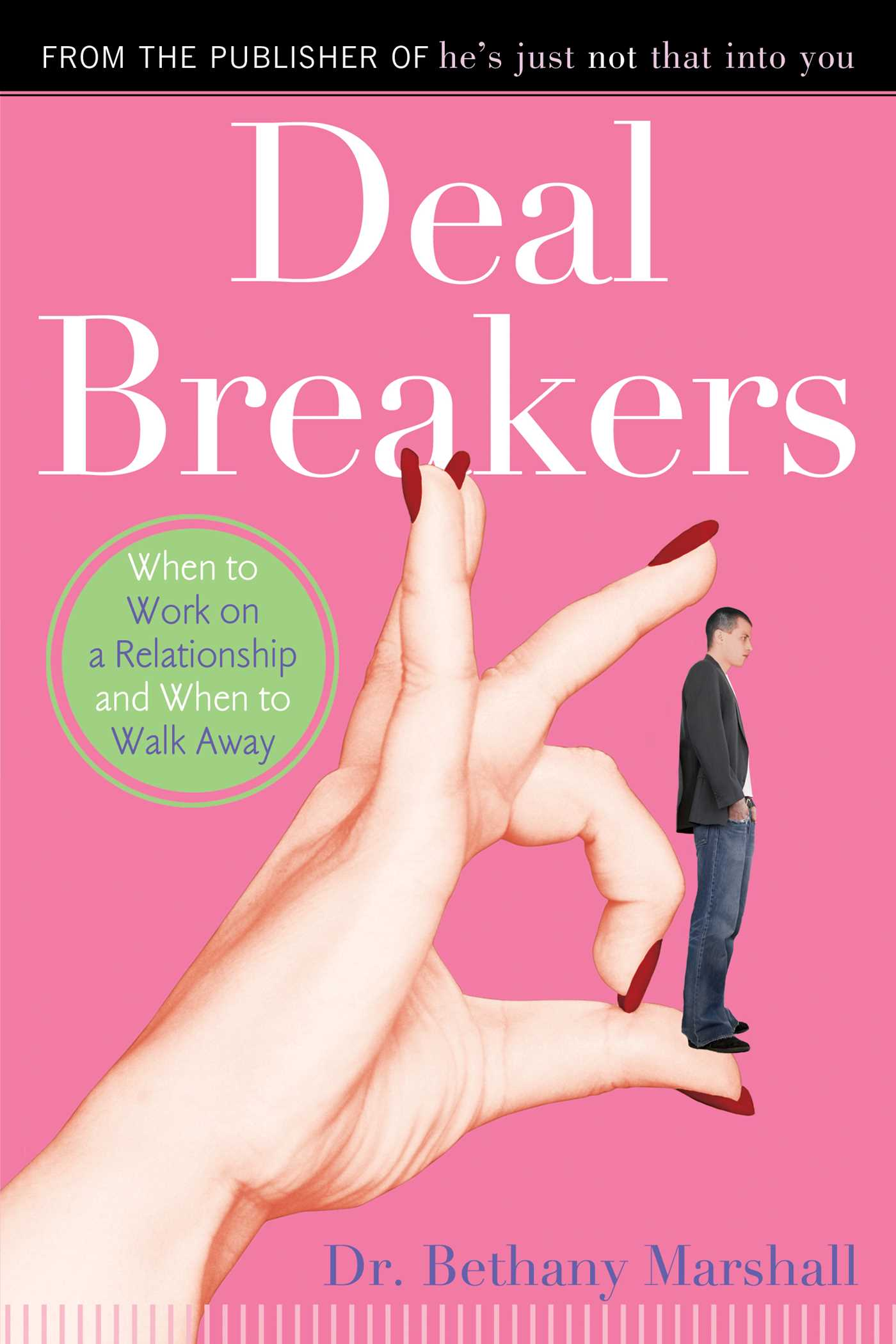 Deal breakers 9781416961062 hr