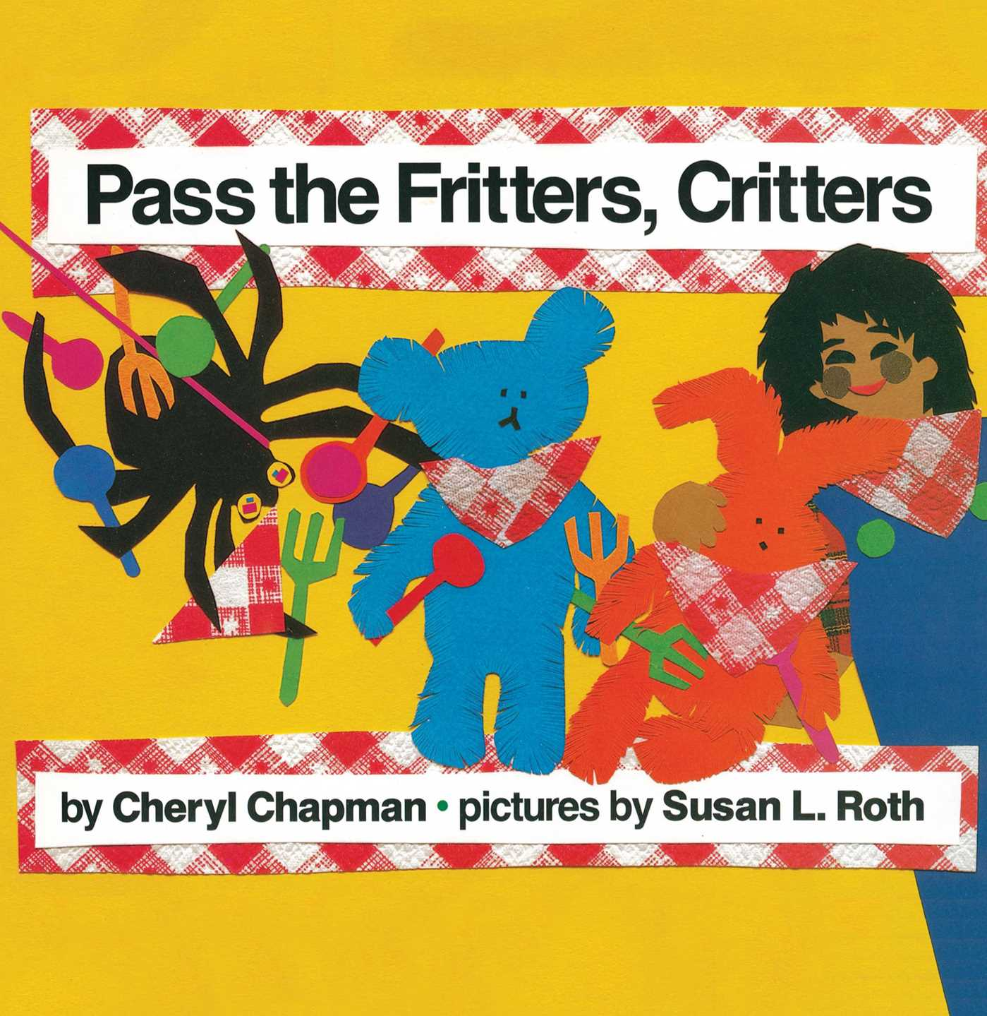 Pass the fritters critters 9781416961604 hr