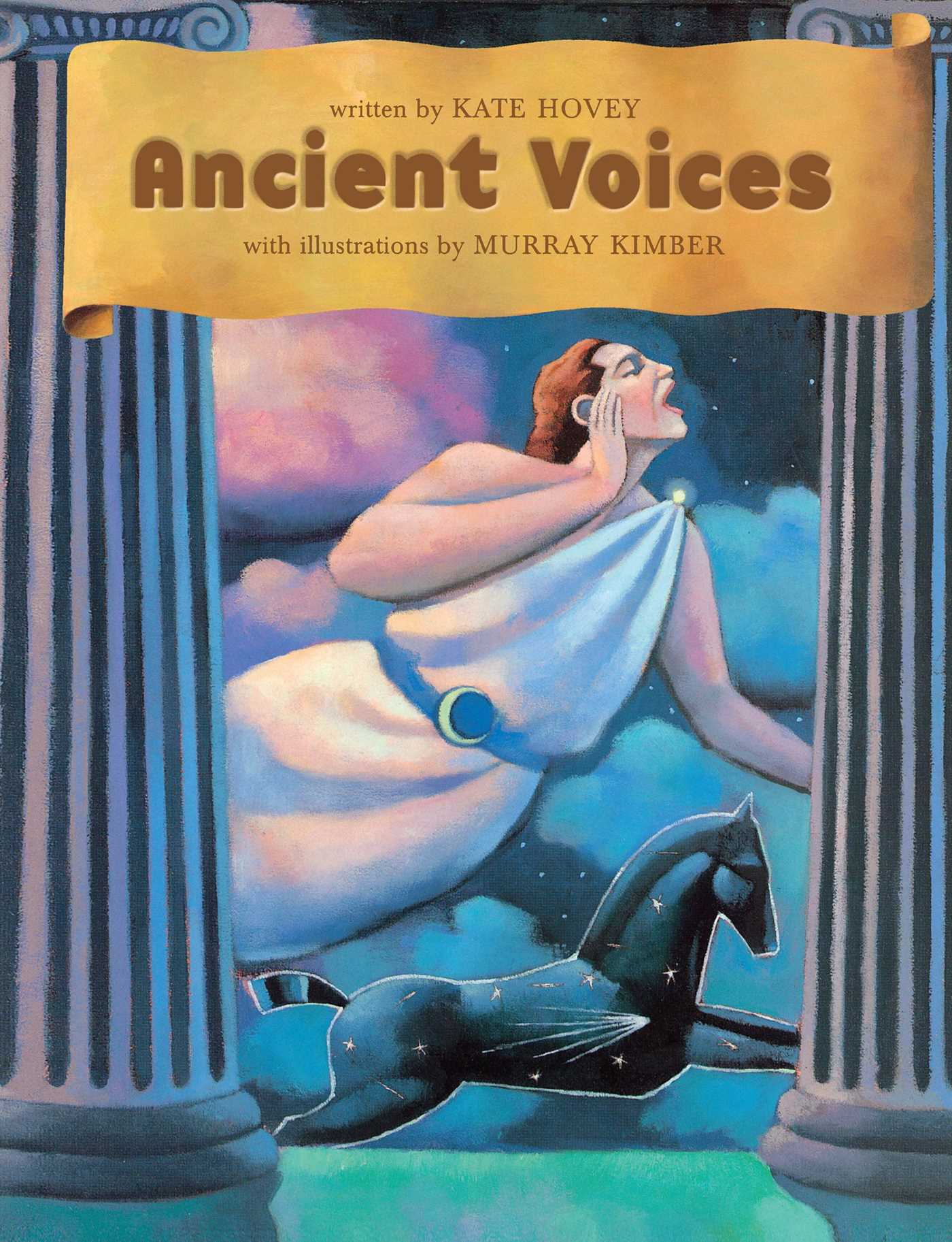 Ancient voices 9781416968184 hr