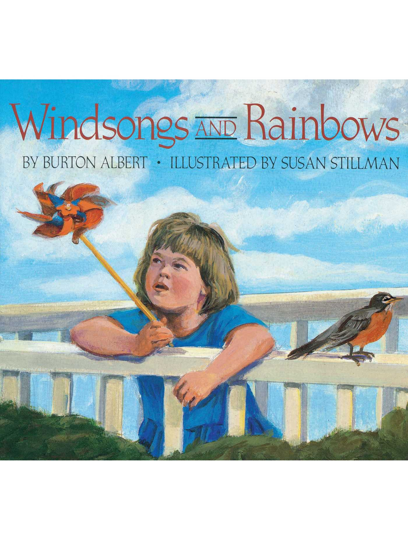 Windsongs and rainbows 9781416971221 hr