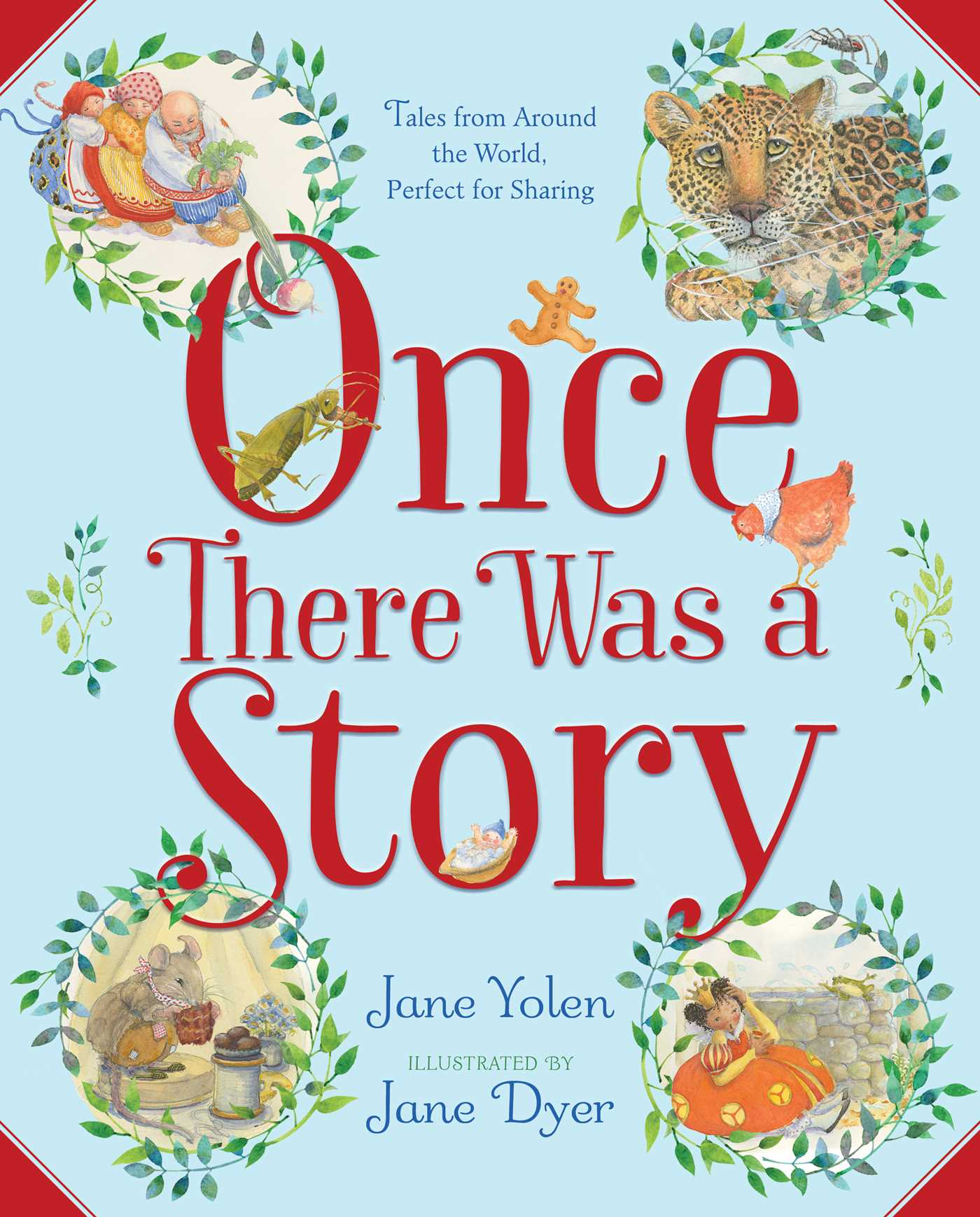 Image result for once there was a story jane yolen