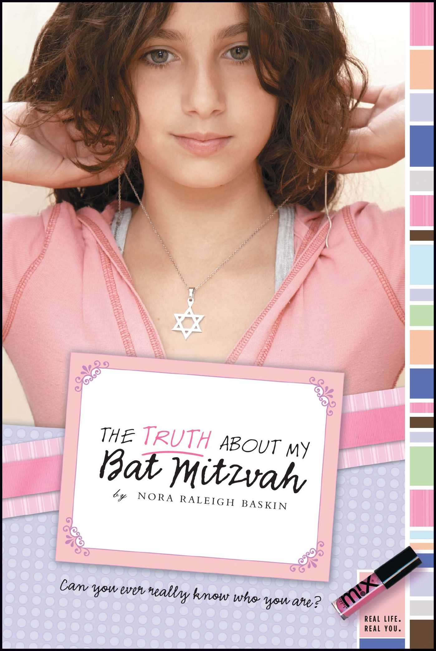 The truth about my bat mitzvah 9781416974697 hr