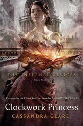Clockwork princess 9781416975908
