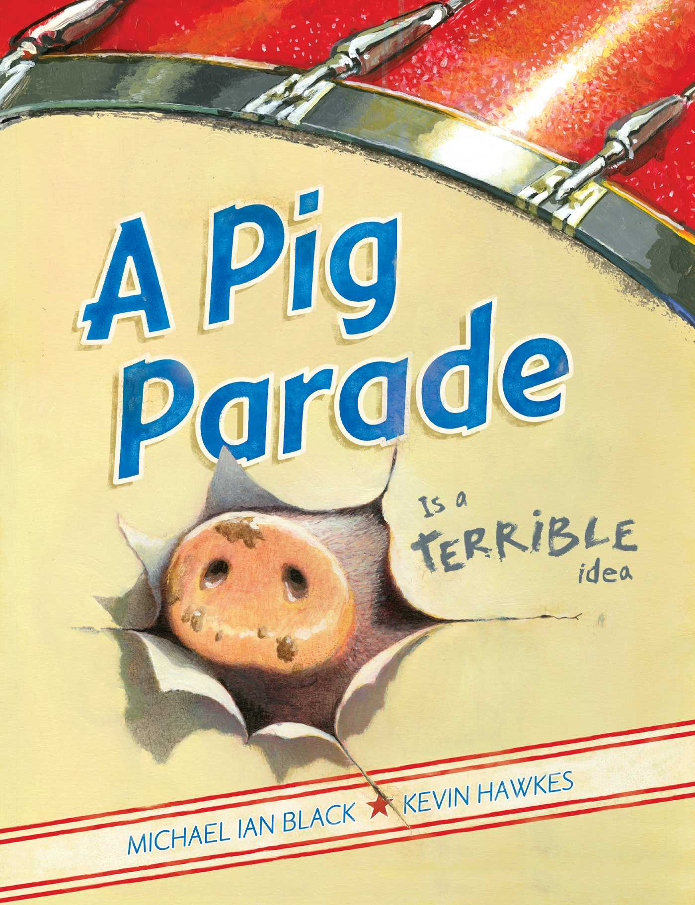 A pig parade is a terrible idea 9781416982838 hr
