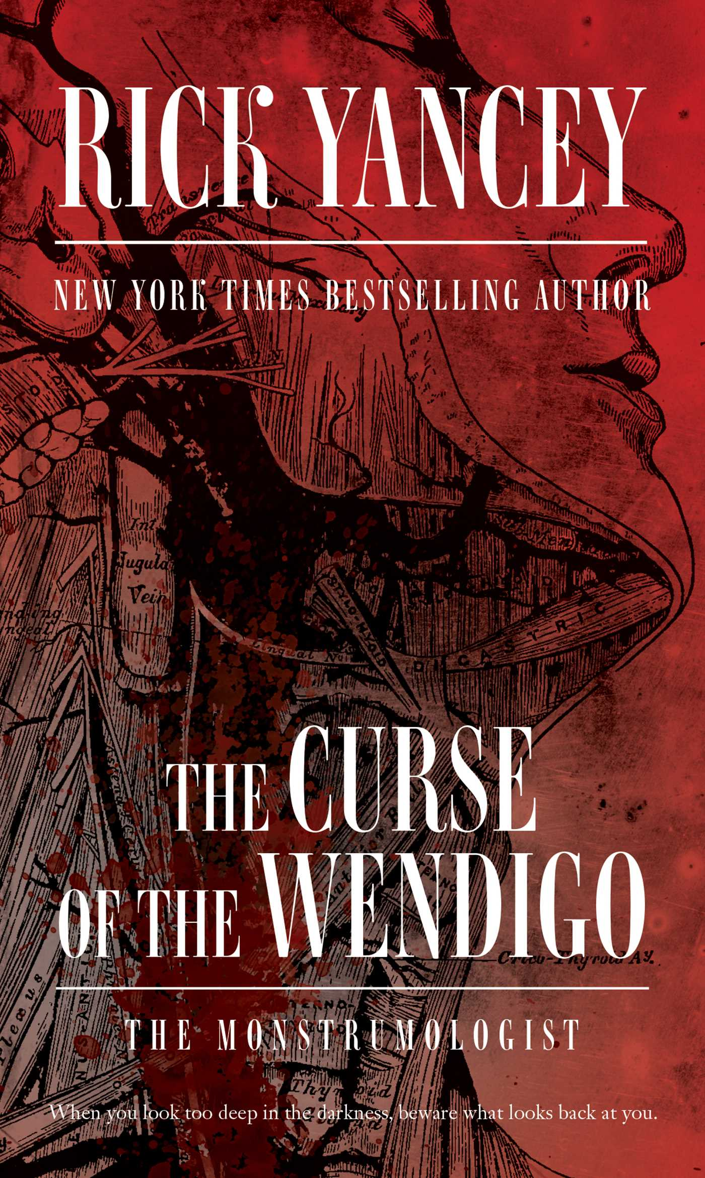 The curse of the wendigo 9781416989738 hr