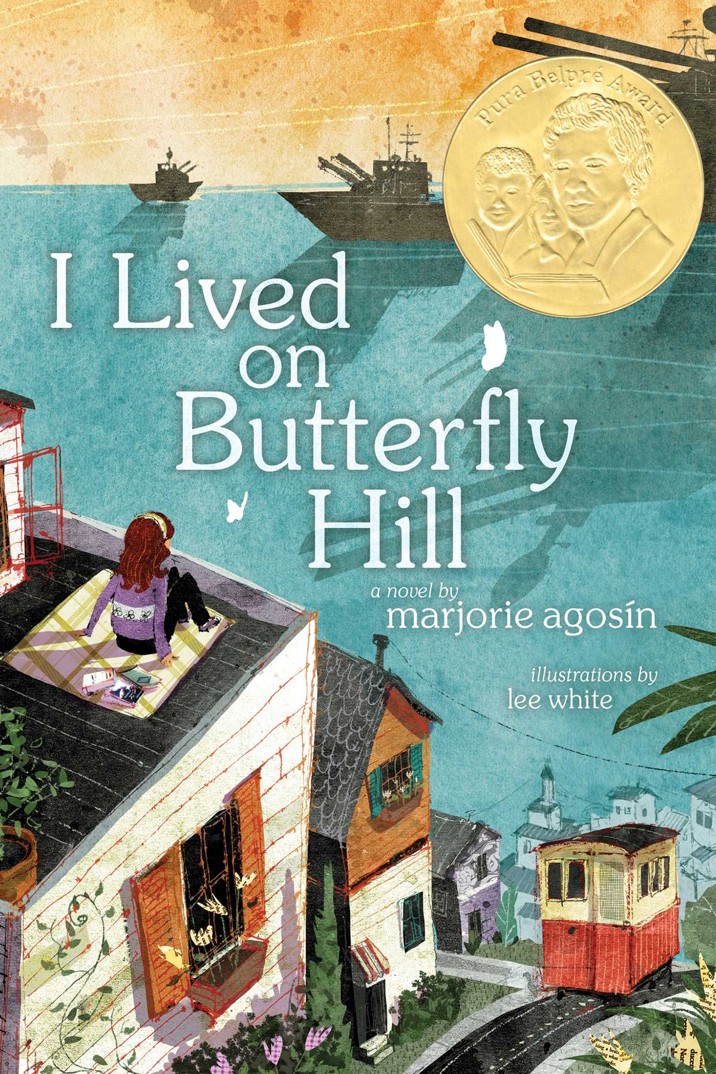 I lived on butterfly hill 9781416994022 hr