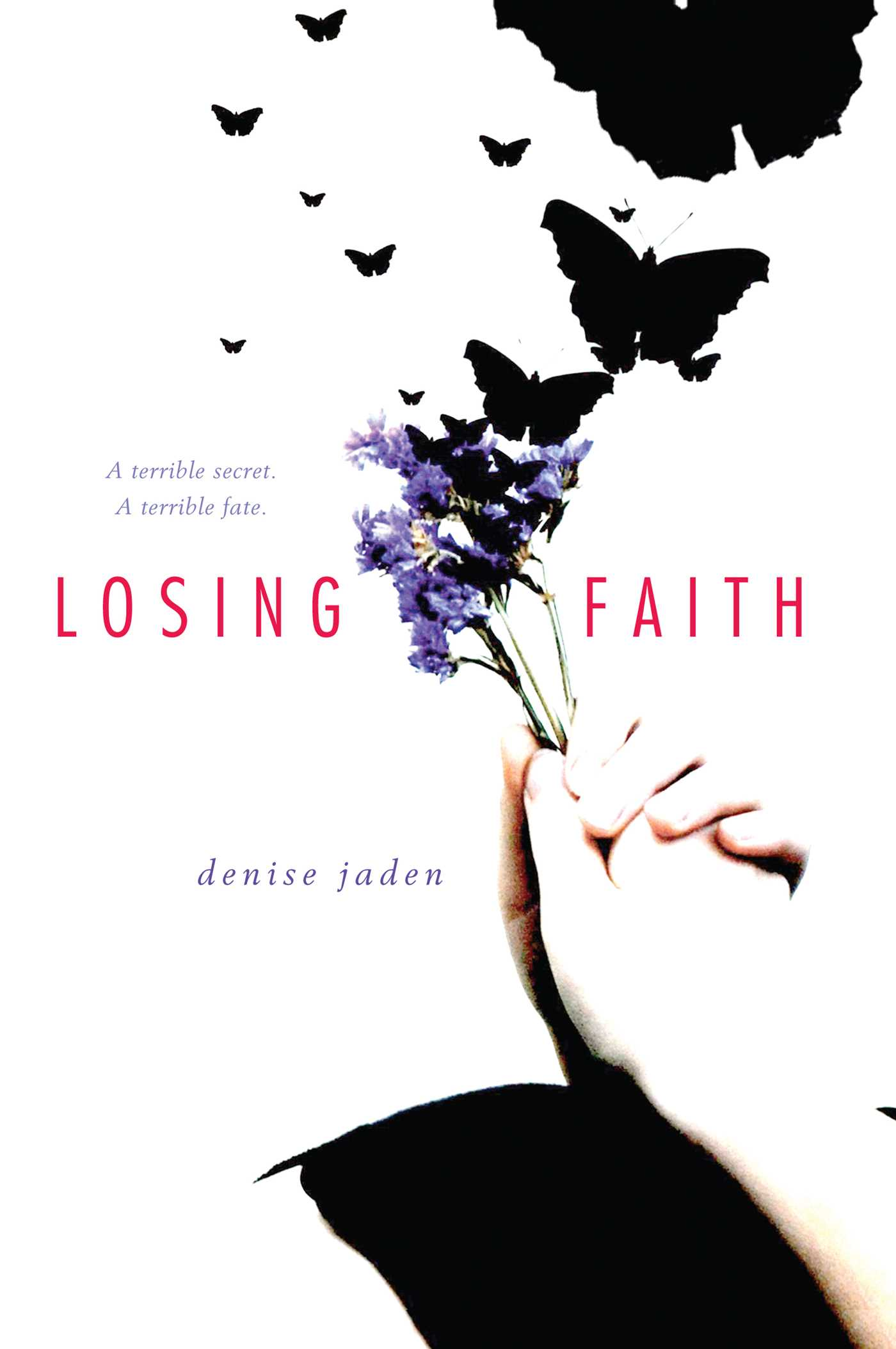 Losing faith 9781416996705 hr