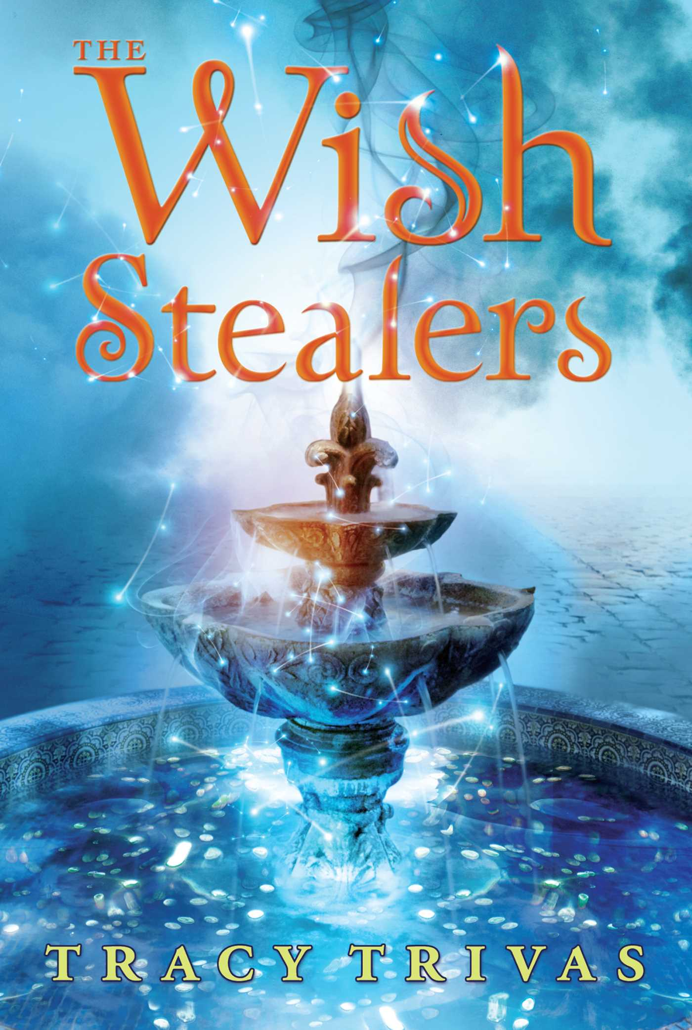 The wish stealers 9781416997337 hr