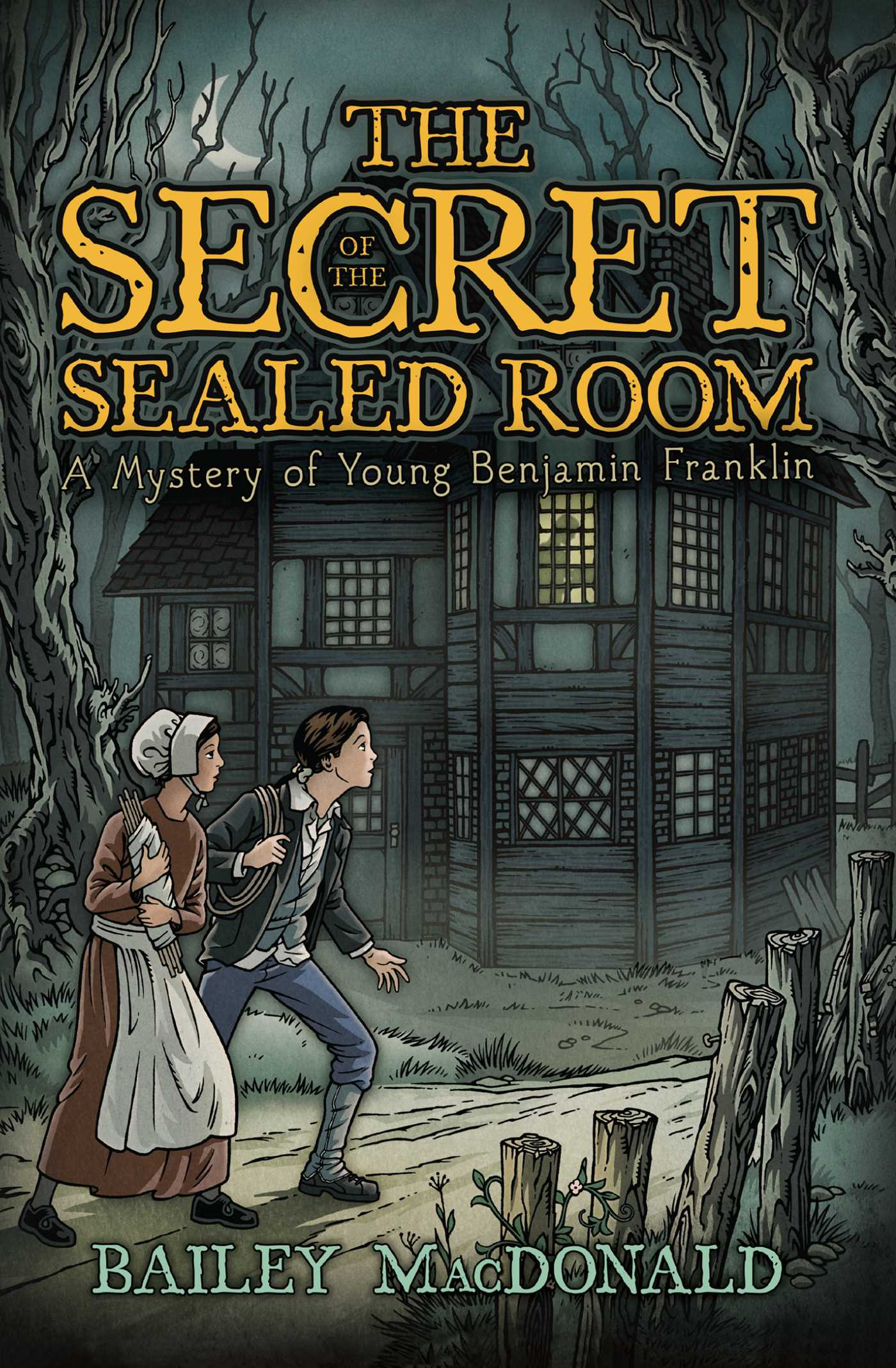 The secret of the sealed room 9781416997627 hr