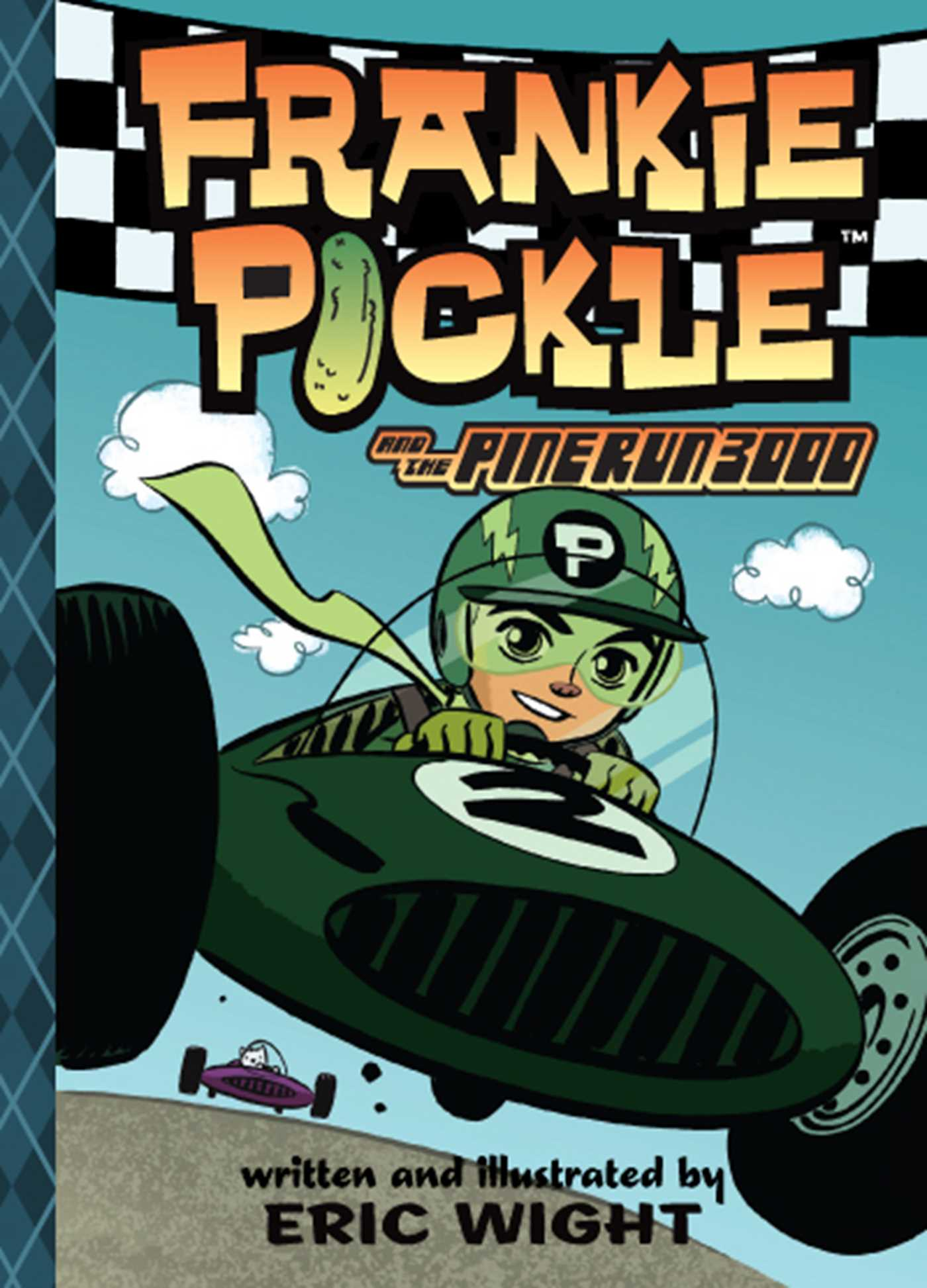 Frankie pickle and the pine run 3000 9781416998808 hr