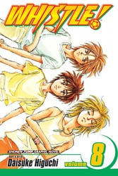 Whistle!, Vol. 8