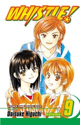 Whistle!, Vol. 9