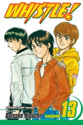 Whistle!, Vol. 13