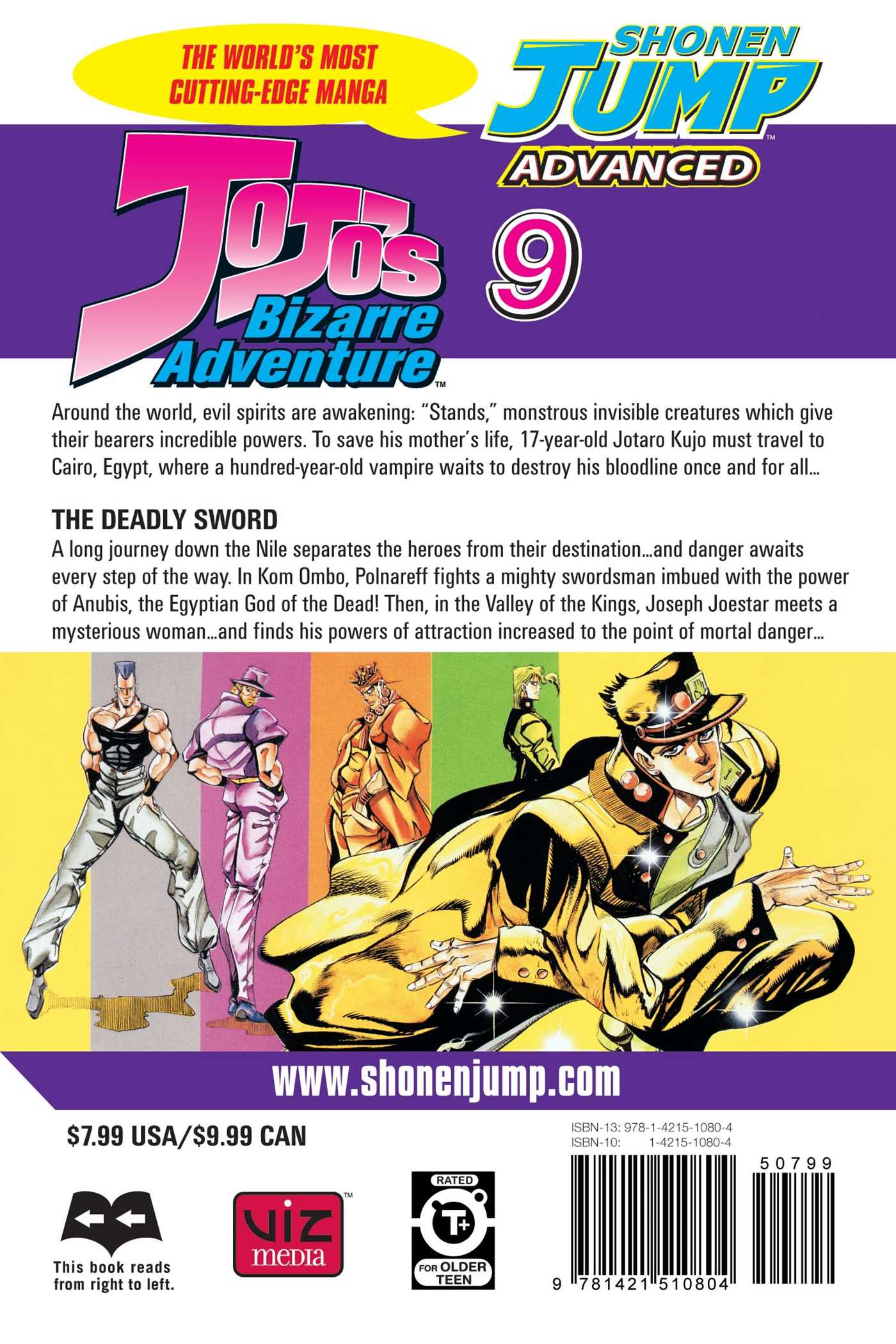 Jojos-bizarre-adventure-part-3-stardust-crusaders-vol-9-9781421510804_hr-back