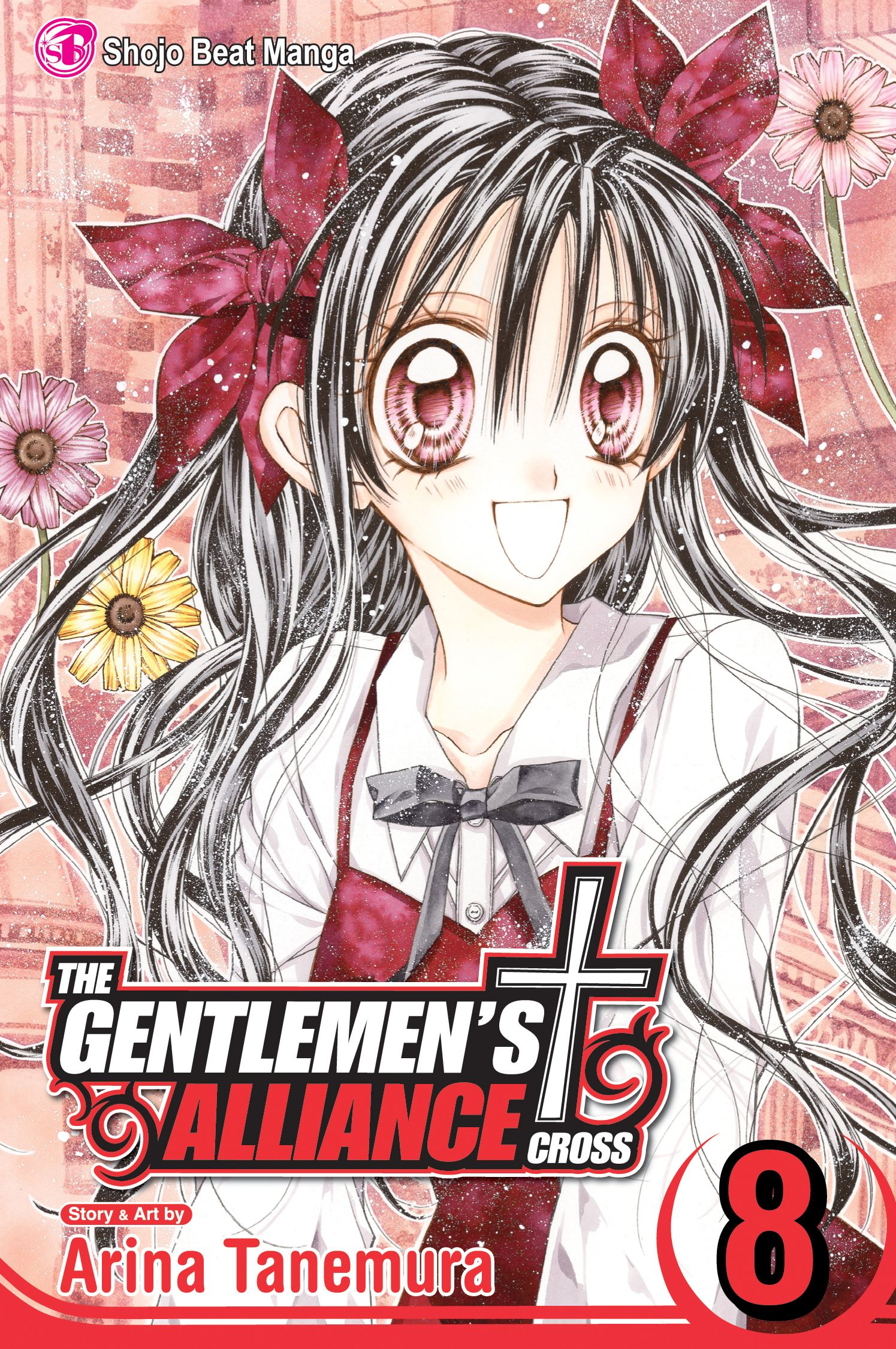 The gentlemens alliance  vol 8 9781421522579 hr