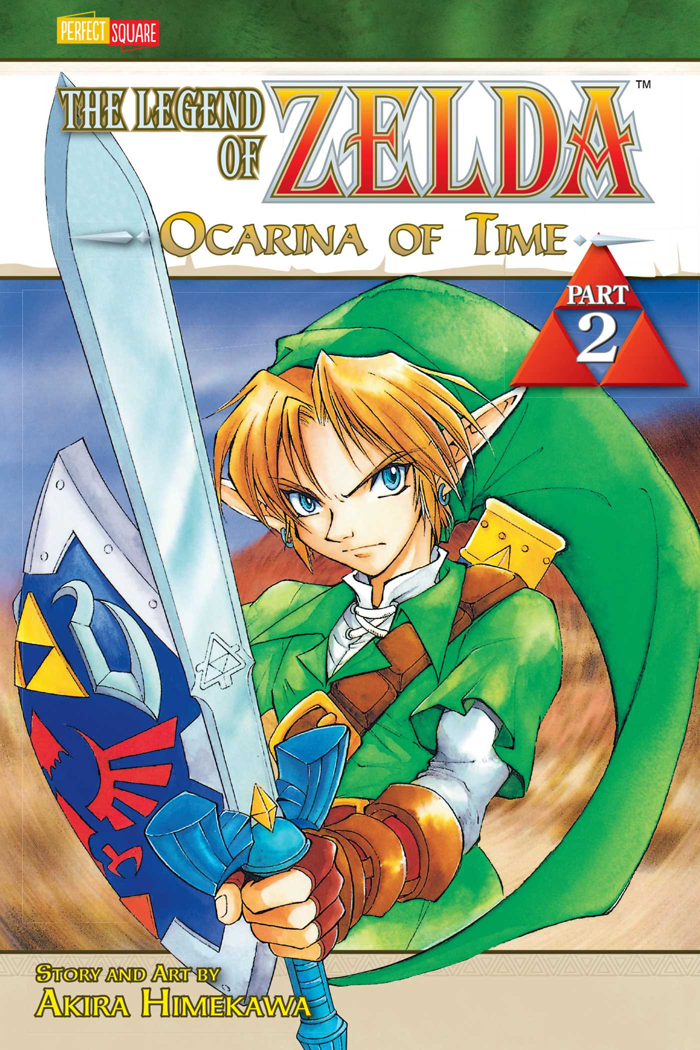 The legend of zelda vol 2 9781421523286 hr