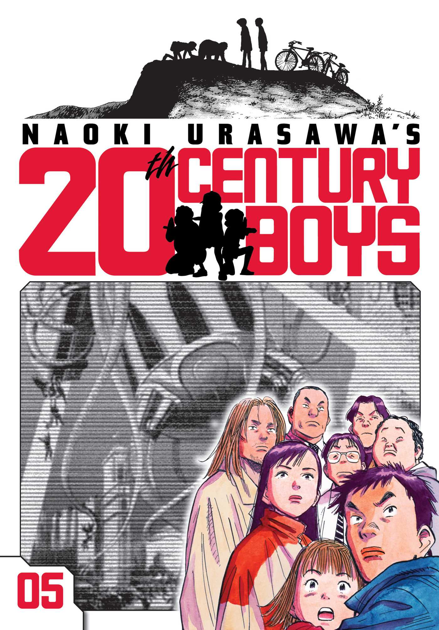 Naoki urasawas 20th century boys vol 5 9781421523408 hr