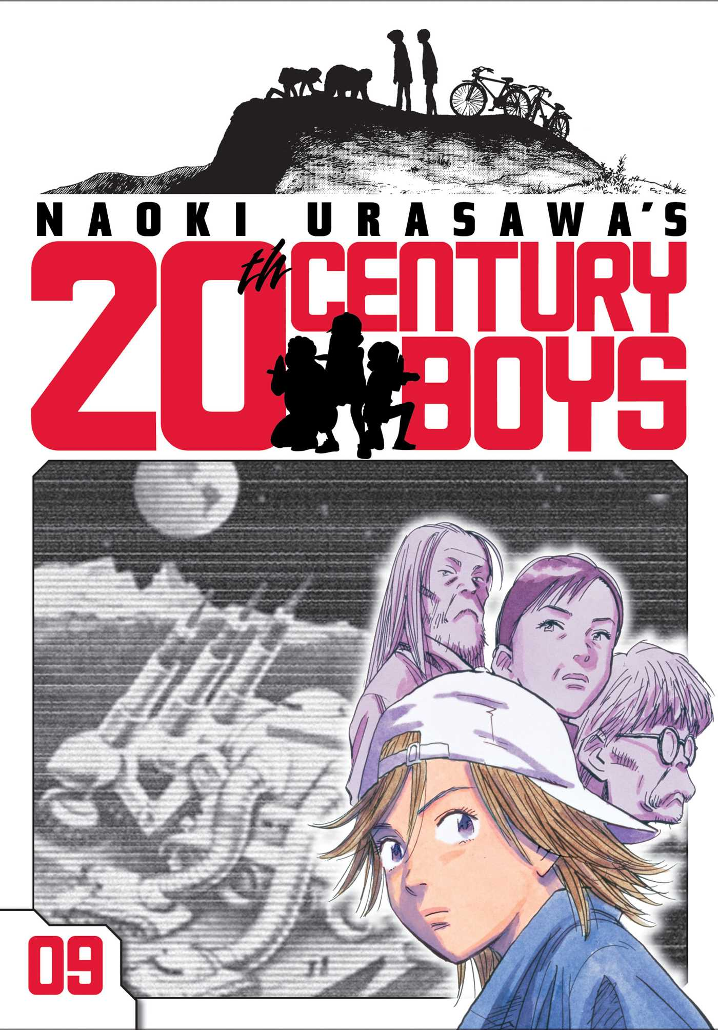 Naoki urasawas 20th century boys vol 9 9781421523446 hr