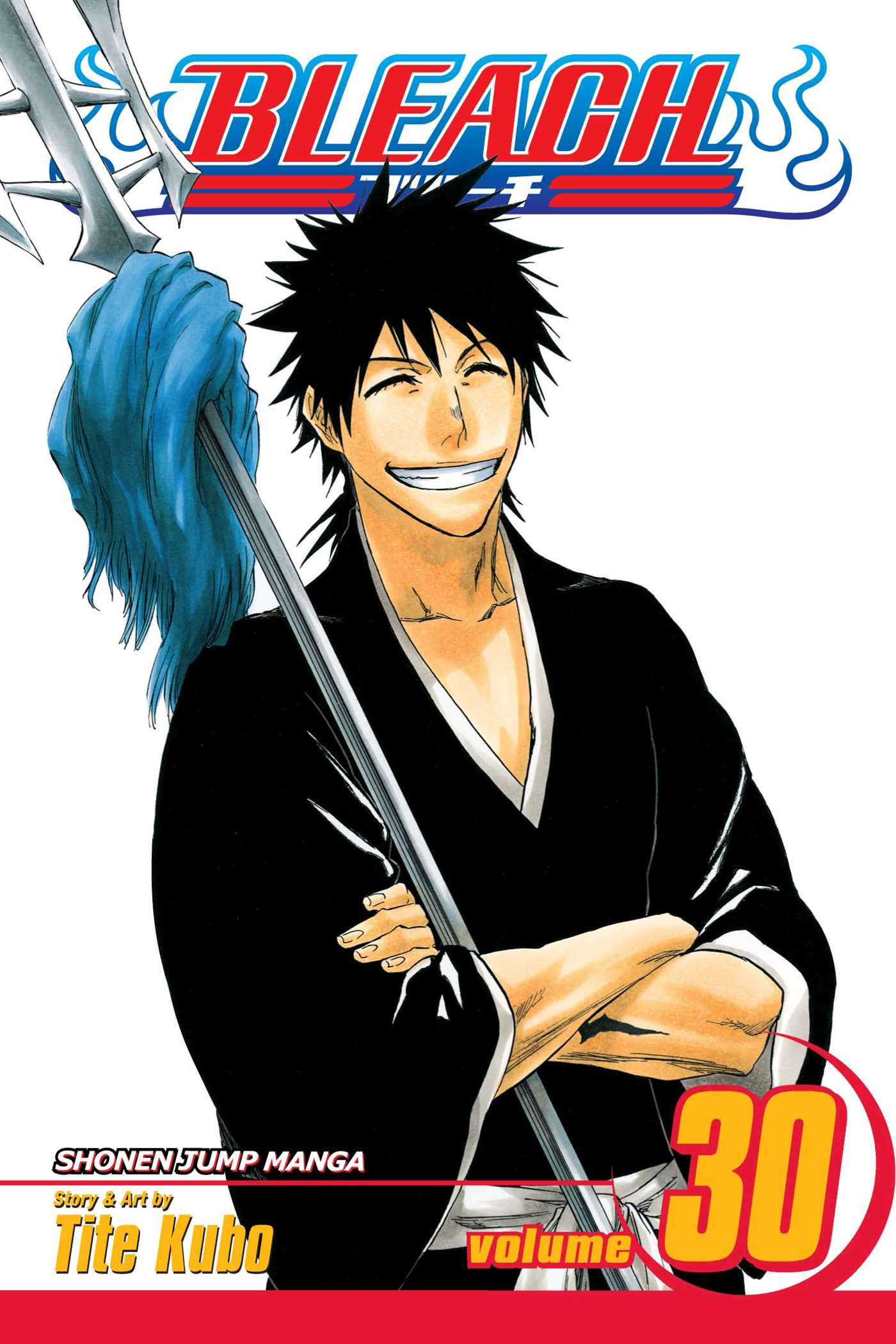 Bleach Vol 30 9781421523880 Hr
