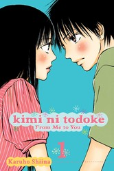 Kimi ni Todoke: From Me to You, Vol. 1