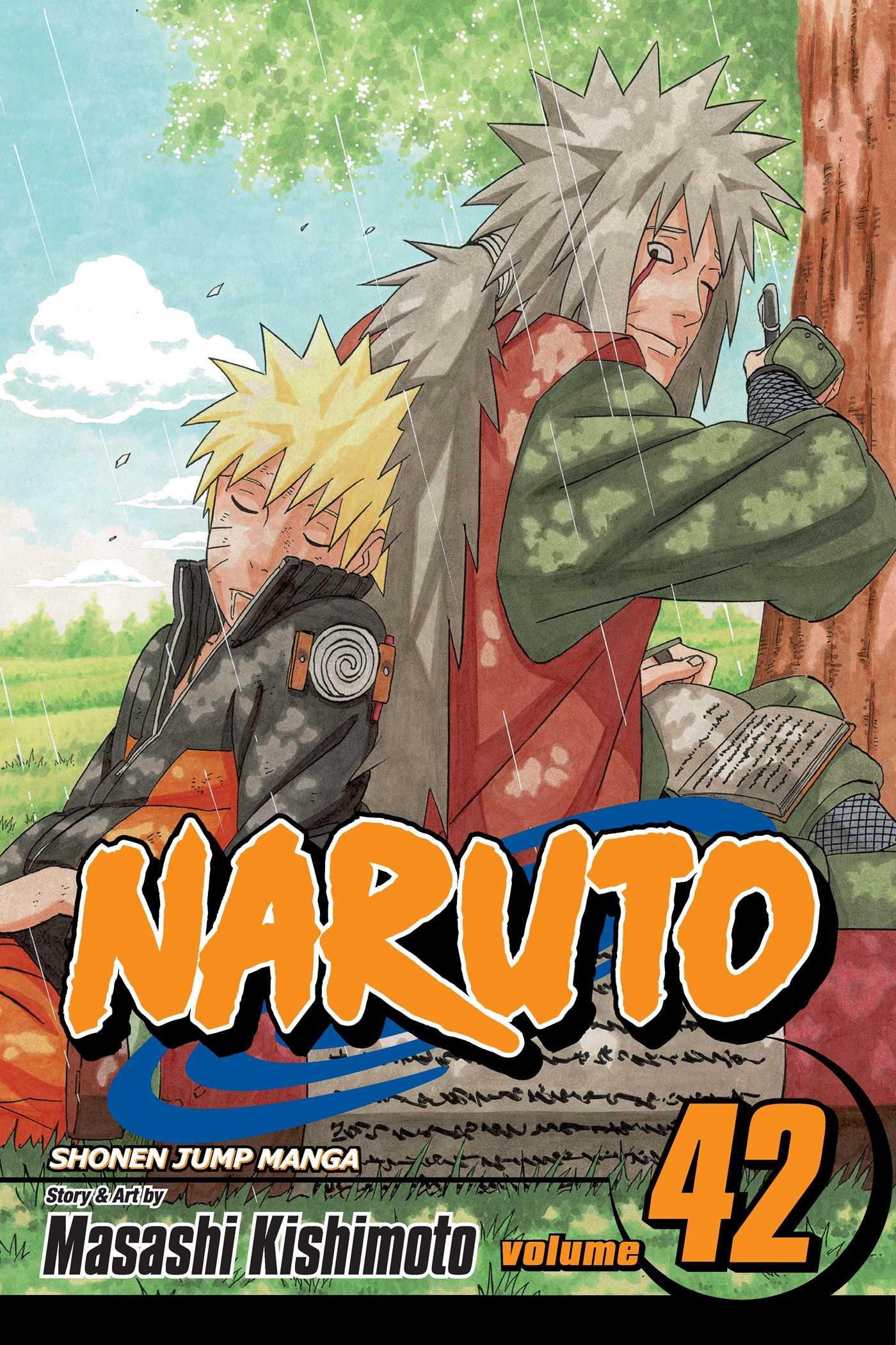 Naruto vol 42 9781421528434 hr