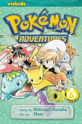 Pokémon Adventures, Vol. 6 (2nd Edition)