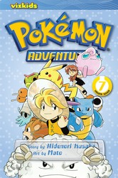 Pokémon Adventures, Vol. 7 (2nd Edition)