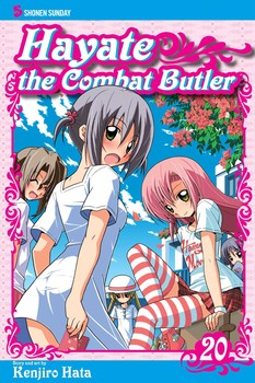 Hayate the Combat Butler, Vol. 20