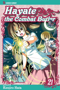 Hayate the Combat Butler, Vol. 21